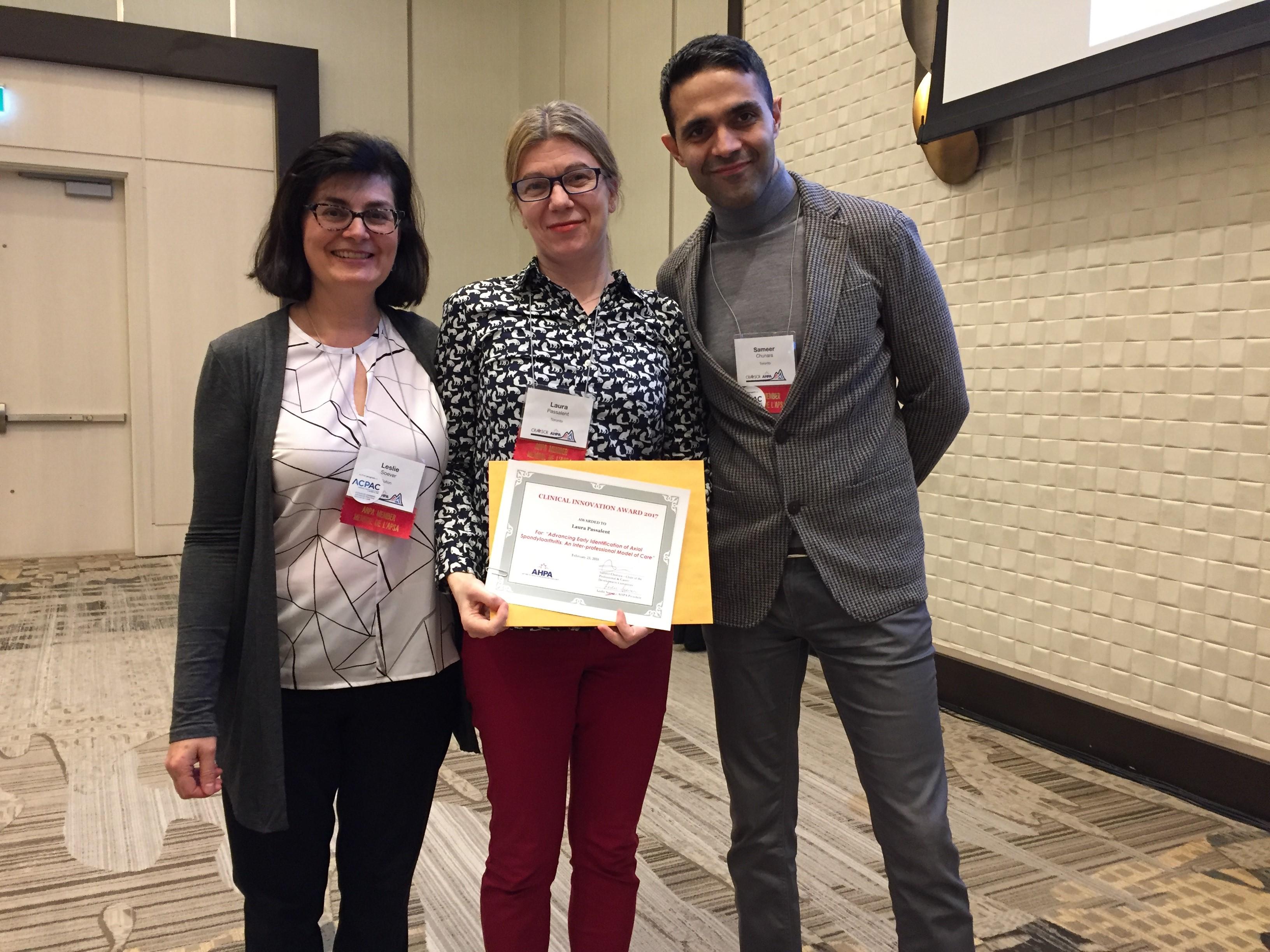 Laura_Passalant_Clinical_Innovation_Award